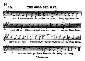 """The Good Old Way"" 