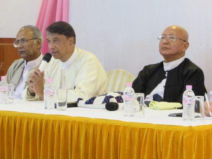 Myanmar faith leaders
