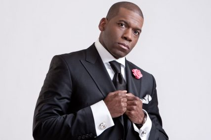 Dr. Jamal-Harrison Bryant, Pastor and Founder of Empowerment Temple. Photo courtesy of Empowerment Temple Church
