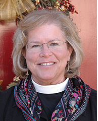 Episcopal Bishop Heather Cook was involved in a fatal hit-and-run and was charged with drunk driving. Photo via Episcopal Diocese of Maryland