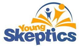 Young Skeptics logo.