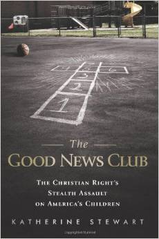 """""""The Good News Club"""" book cover."""