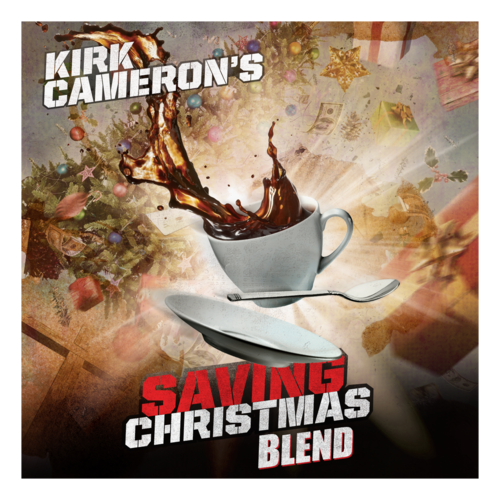 Saving Christmas.Kirk Cameron Selling Christmas Coffee Religion News Service