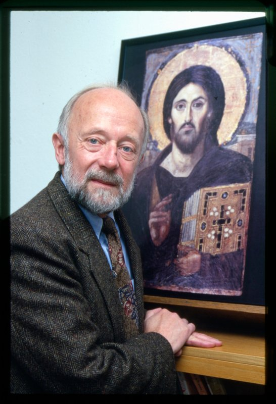 Marcus J. Borg, a prominent liberal theologian and Bible scholar who for a generation helped popularize the intense debates about the historical Jesus and the veracity and meaning of the New Testament, died on Wednesday (Jan. 21). He was 72 and had been suffering from a prolonged illness, friends said. Photo courtesy of Oregon State University