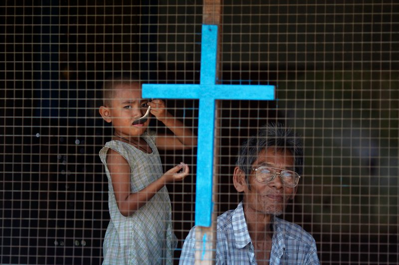 Myanmar's Displaced Christians Rebuild Their Lives in a Village Called 'Bethel' on the Outskirts of Yangon