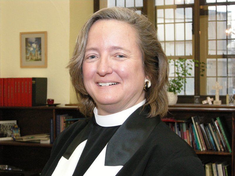 Katherine Hancock Ragsdale, Cambridge, MA, 2012. Photo courtesy of Episcopal Divinity School