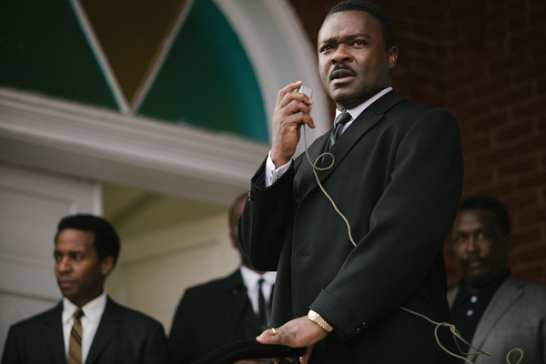 "David Oyelowo plays Dr. Martin Luther King, Jr. in ""Selma"" from Paramount Pictures, Pathé, and Harpo Films. RNS photo courtesy Paramount Pictures."