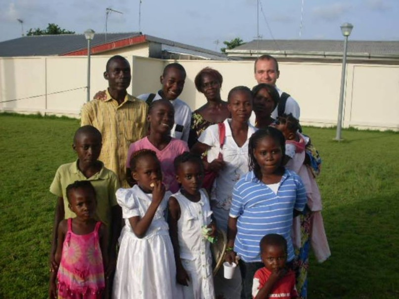 A Mormon mission in the DRC