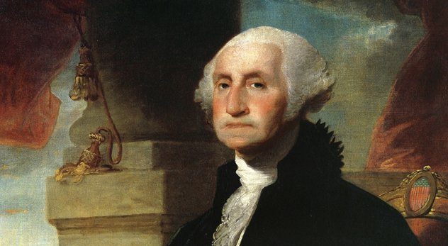 - Portrait of George Washington by Gilbert Stuart (1797), courtesy of Wikimedia Commons (http://bit.ly/19oDCtk)