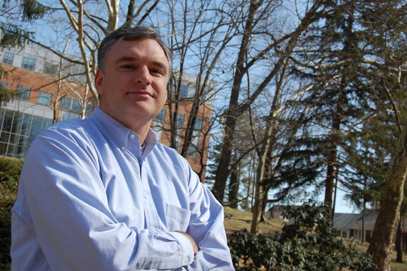 John Fea photo courtesy of Messiah College.