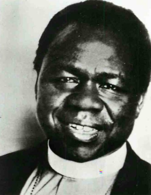 The sudden deaths of Anglican Archbishop Janani Luwum of Uganda and two government ministers, arrested in connection with an alleged plot to overthrow President Idi Amin Dada, created a worldwide storm of protest. (Photo dated 1977) Religion News Service file photo