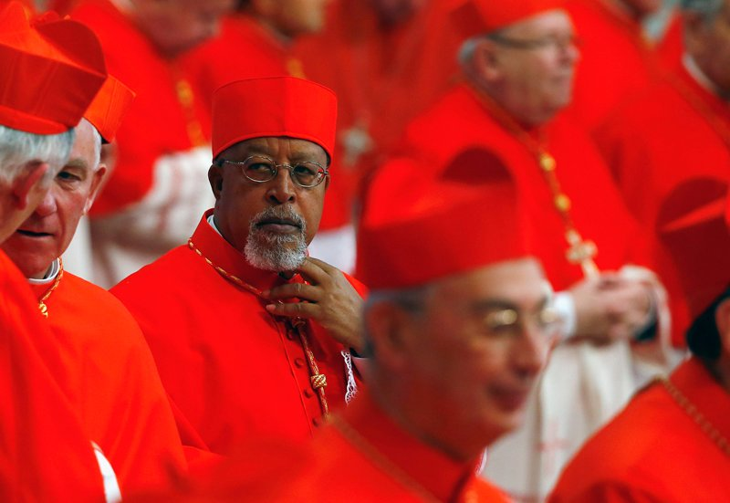 Pope Francis Tells New Cardinals To Be Models Of Love Not