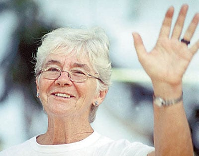Sister Dorothy Stang, a member of the Sisters of Notre Dame de Namur, was killed in Brazil in 2005. Religion News Service photo courtesy of the Sisters of Notre Dame de Namur