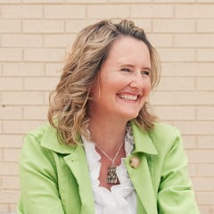 Mary Demuth is an author, blogger, and popular speaker. - Image courtesy of Mary Demuth