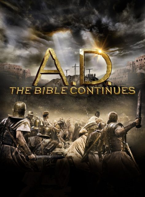"""A.D. The Bible Continues"" airs Sundays on NBC. Photo courtesy of NBC Universal"