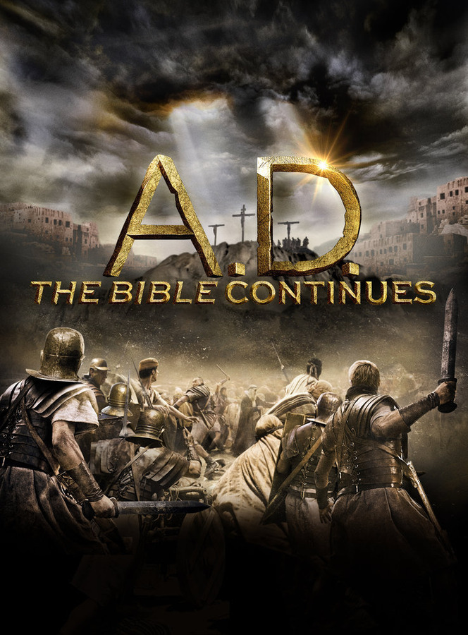 """""""A.D. The Bible Continues"""" airs Sundays on NBC. Photo courtesy of NBC Universal"""