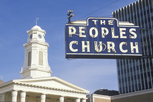 The People's Church in South Bend, Ind.