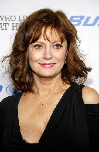 """Susan Sarandon at the Los Angeles Premiere of """"Jeff, Who Lives At Home"""" held at the DGA Theatre on March 7, 2012."""