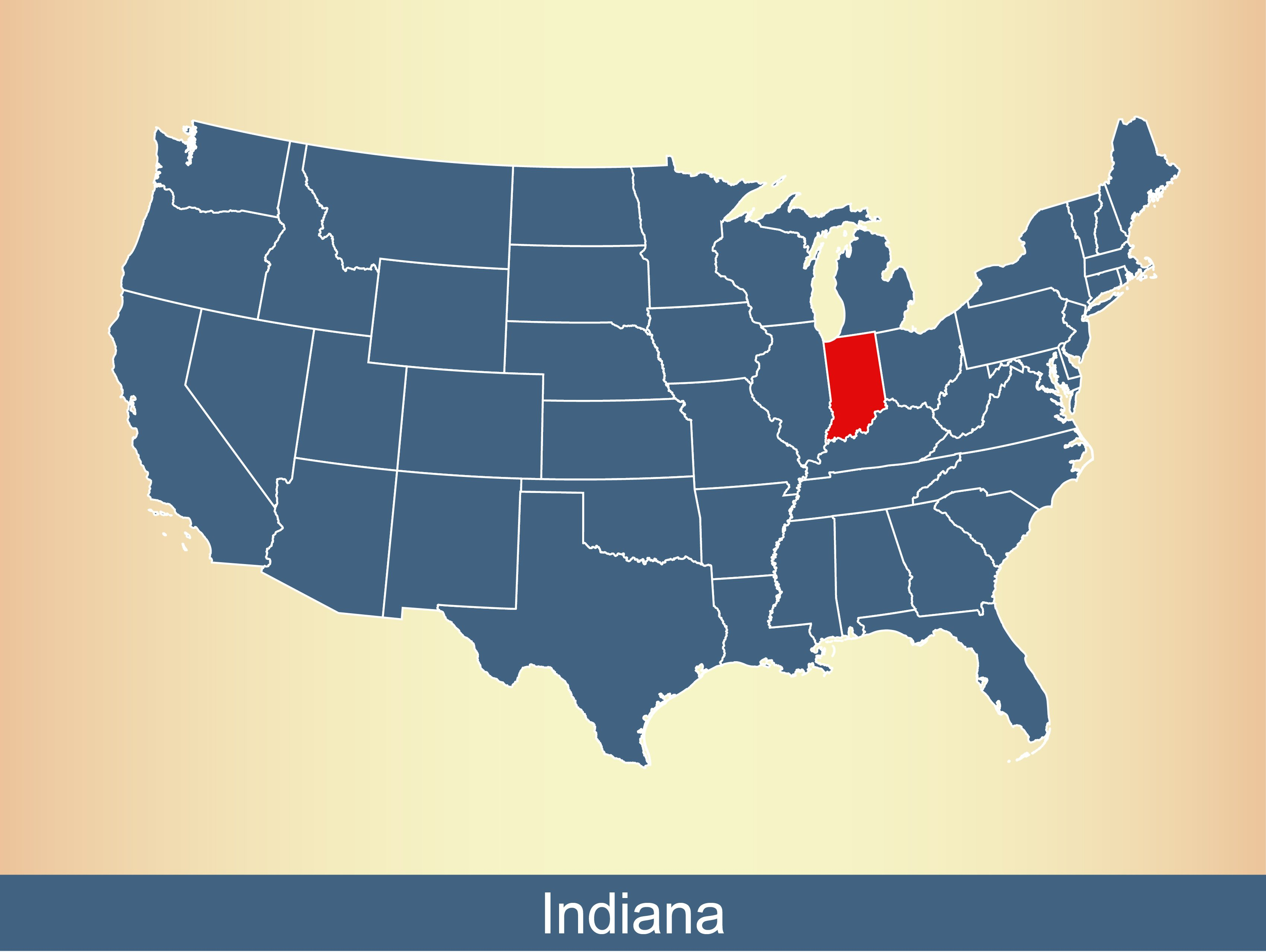 Where did Indiana law come from? A brief history of religious ...