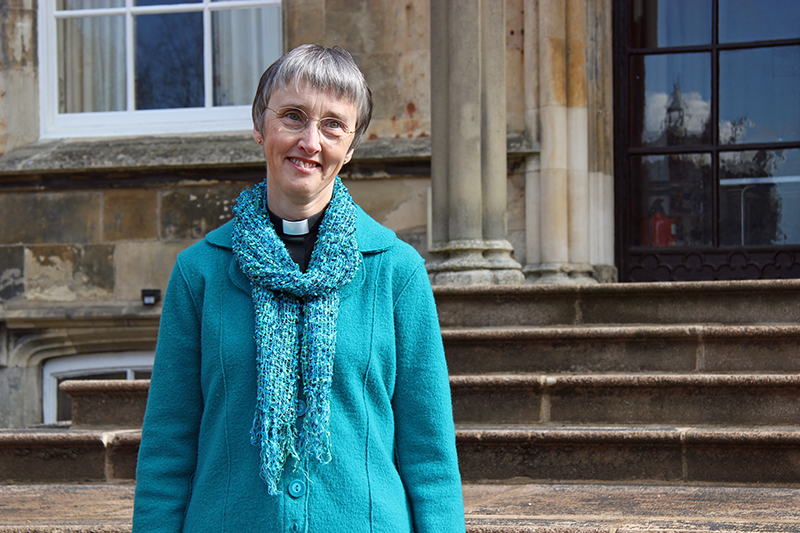 Alison White, the new Bishop Suffragan of Hull. Photo courtesy of The Office of the Archbishop of York