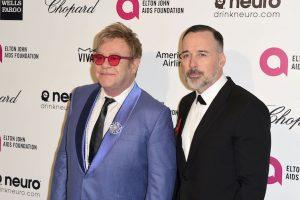 Elton John David Furnish