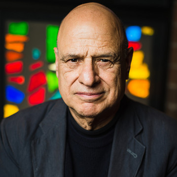 Tony Campolo is a Christian minister and author who was a former spiritual advisor to President Bill Clinton. - Image courtesy of Tony Campolo