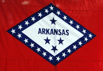 Arkansas business leaders including Wal-Mart ask the governor not to sign a controversial religious freedom law some say allows discrimination against gay couples. Photo by Brian Snyder courtesy of Reuters