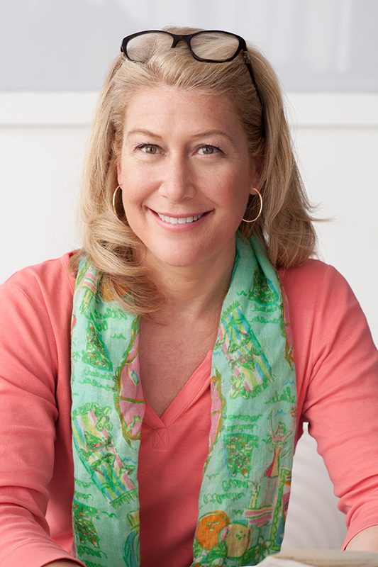 "Lisa Miller, Ph.D., Director of Clinical Psychology, Teachers College, Columbia University and Author of ""The Spiritual Child."" Photo courtesy of Nina Subin"