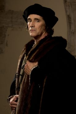 """(RNS) Mark Rylance as Thomas Cromwell in """"Wolf Hall"""" For use with RNS-WOLF-SPLAINER, transmitted April 9, 2015. Photo courtesy Giles Keyte/Playground & Company Pictures for MASTERPIECE/BBC."""