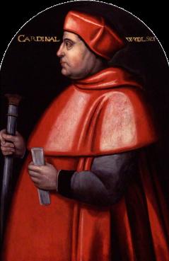 (RNS) Cardinal Thomas Woolsey, circa 1520. RNS photo courtesy National Portrait Gallery via Wikimedia Commons. RNS photo courtesy National Portrait Gallery via Wikimedia Commons.