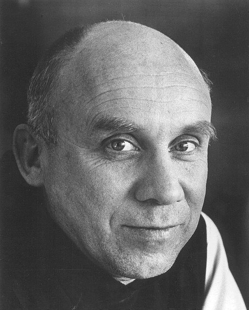 Thomas Merton portrait by John Howard Griffin.