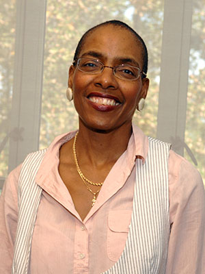"The Rev. Kelly Brown Douglas is the author of ""Stand Your Ground: Black Bodies and the Justice of God."" Photo courtesy of Goucher College."