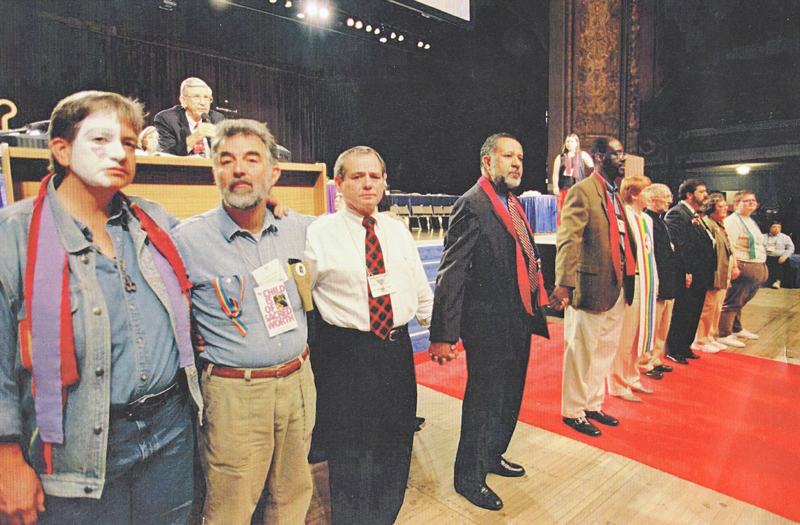 United methodist homosexuality stance