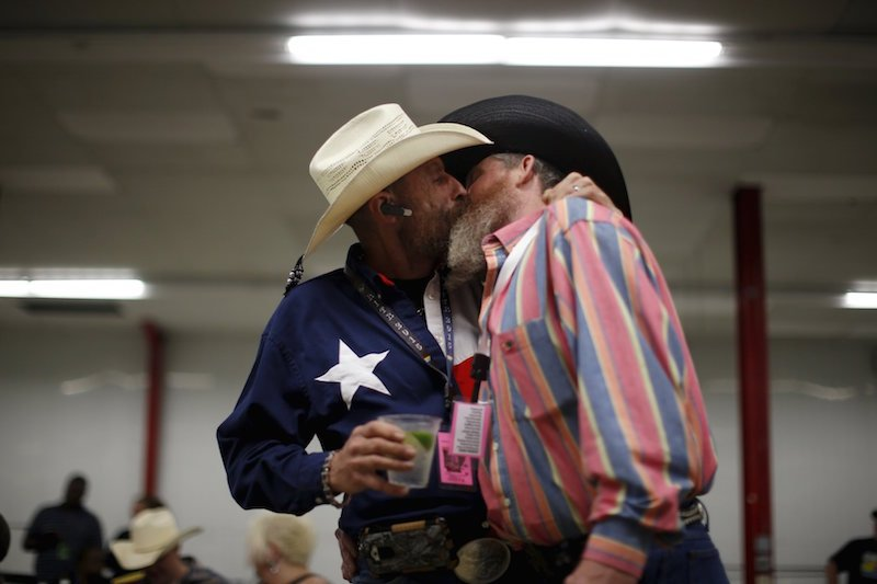 Gay Rodeo Tests Tolerance In Arkansas Hotbed Of Rights
