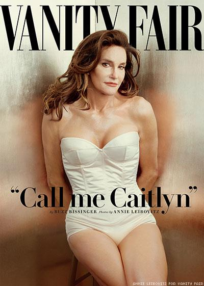 Caitlyn Jenner   Photo by: Annie Leibovitz for Vanity Fair
