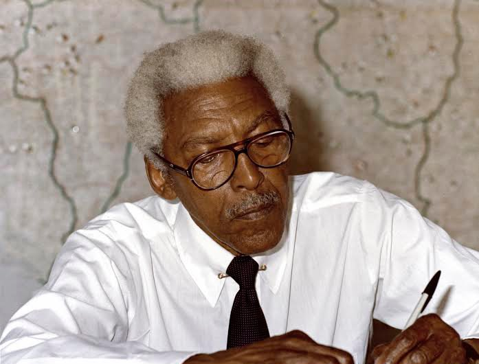 Bayard Rustin advised Martin Luther King Jr. on nonviolent protest tactics and organized the 1963 March on Washington. But attacks on his sexual orientation threatened his role in the civil rights movement. Photo courtesy of Walter Naegle