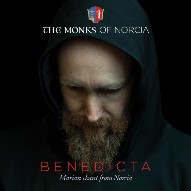 "A new Gregorian chant CD by a group of Benedictine monks in Norcia, Italy, debuted at No. 1 on Billboard's classical music chart last week (June 10). The album, ""Benedicta,"" was also the top overall seller at Barnes and Noble, No. 2 on Amazon and made iTunes' Top 40. Photo courtesy of The Monks of Norcia"