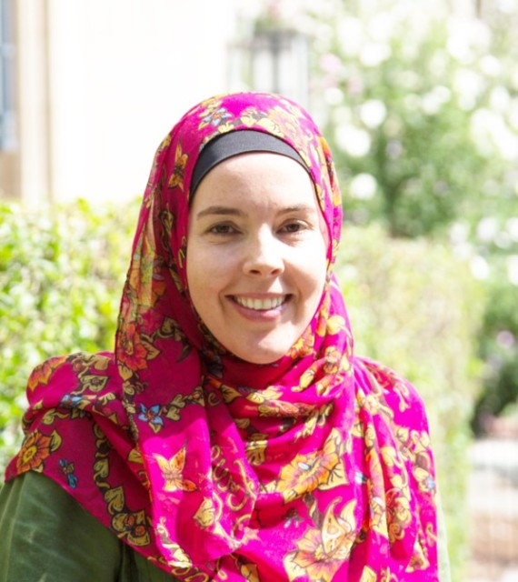 Jerusha Lamptey, assistant professor of Islam and ministry at Union Theological Seminary. Photo courtesy of Jerusha Lamptey