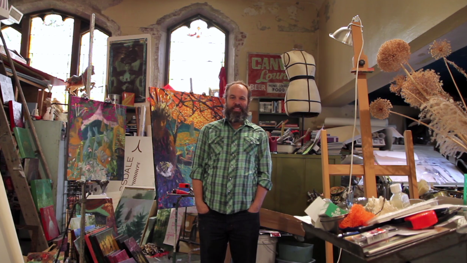 Once patrons, now landlords - churches rehab buildings for artist