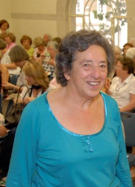 Ella Marks, former President of the League of Jewish Women. Photo courtesy of The League of Jewish Women