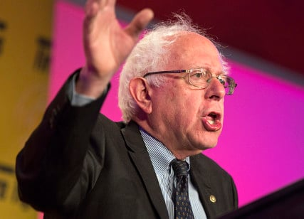 Senator Bernie Sanders (I-VT), a socialist with no religion, hits two of the least popular categories in America but that's changing. Photo courtesy of Joshua Roberts courtesy of Reuters