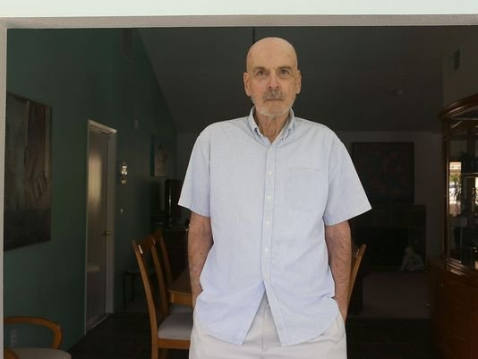 Palm Springs resident Arthur Schein, who has been diagnosed with multiple heart and lung ailments, says he would rather go out on his own terms than suffer. Photo courtesy of USA Today