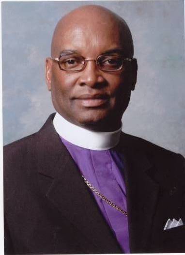 Bishop George E. Battle, Jr., Senior Bishop of the African Methodist Episcopal Zion Church. Photo courtesy of A. M. E. Zion Church