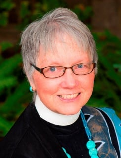 Susan Russell is the senior associate for communications at All Saints Church in Pasadena, Calif. She served on the task force that studied the marriage changes in the Episcopal Church. Photo courtesy of All Saints Church
