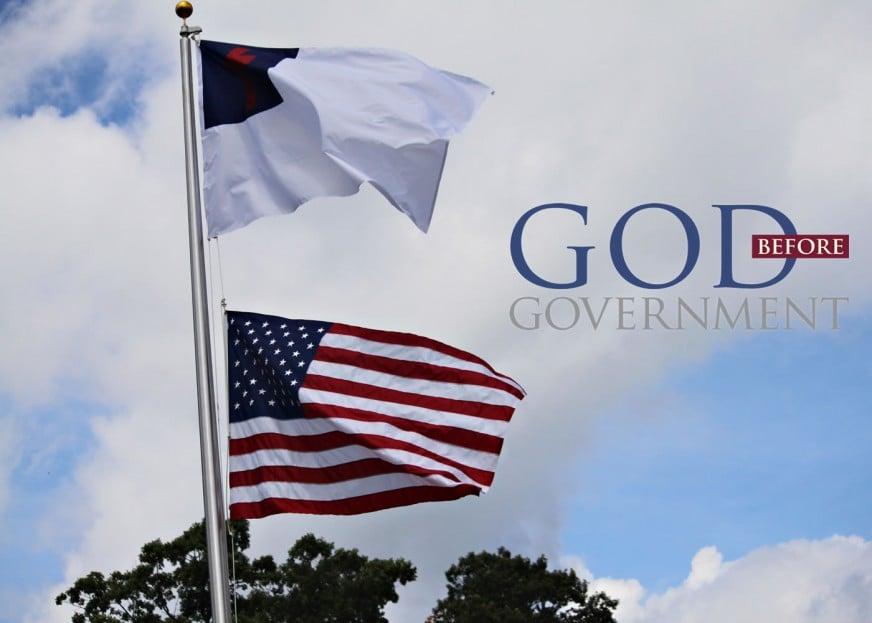 Flying christian flag above us flag isnt a federal crime flying christian flag above us flag isnt a federal crime sciox Choice Image