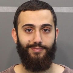 Muhammod Youssuf Abdulazeez, suspected of killing four U.S.Marines in Chattanooga, Tenn., is shown here in a mug shot from a DUI charge in April. Handout photo from Hamilton County Sheriff's Office courtesy of Reuters ATTENTION EDITORS - THIS PICTURE WAS PROVIDED BY A THIRD PARTY. REUTERS IS UNABLE TO INDEPENDENTLY VERIFY THE AUTHENTICITY, CONTENT, LOCATION OR DATE OF THIS IMAGE. FOR EDITORIAL USE ONLY. NOT FOR SALE FOR MARKETING OR ADVERTISING CAMPAIGNS. THIS PICTURE IS DISTRIBUTED EXACTLY AS RECEIVED BY REUTERS, AS A SERVICE TO CLIENTS.      TPX IMAGES OF THE DAY
