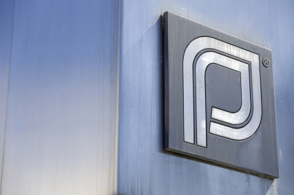 The Planned Parenthood logo is pictured outside a clinic in Boston, Massachusetts, on June 27, 2014. Photo courtesy of REUTERS/Dominick Reuter *Editors: This photo may only be republished with RNS-PLANNED-PARENTHOOD, originally transmitted on July 16, 2015.