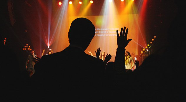 Hillsong Church's campus in New York City draws more than 7,000 weekly worshippers. - Photo courtesy of Jessicalsmeyers (http://bit.ly/1J6vkqa)