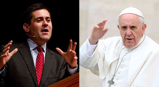 Both are powerful, fresh-faced religious leaders of massive conservative Christian bodies whose behaviors and statements excite, infuriate, and confuse both conservatives and progressives by turns. Are they paving the way for a future expression of faith that we've only begun to imagine?