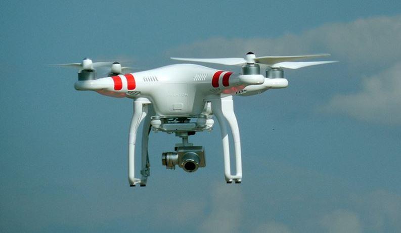 A drone. (Public domain image)